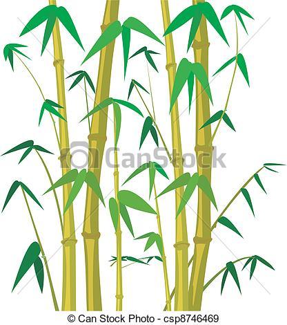 Drawn bamboo  tree 997 bamboo Clipart