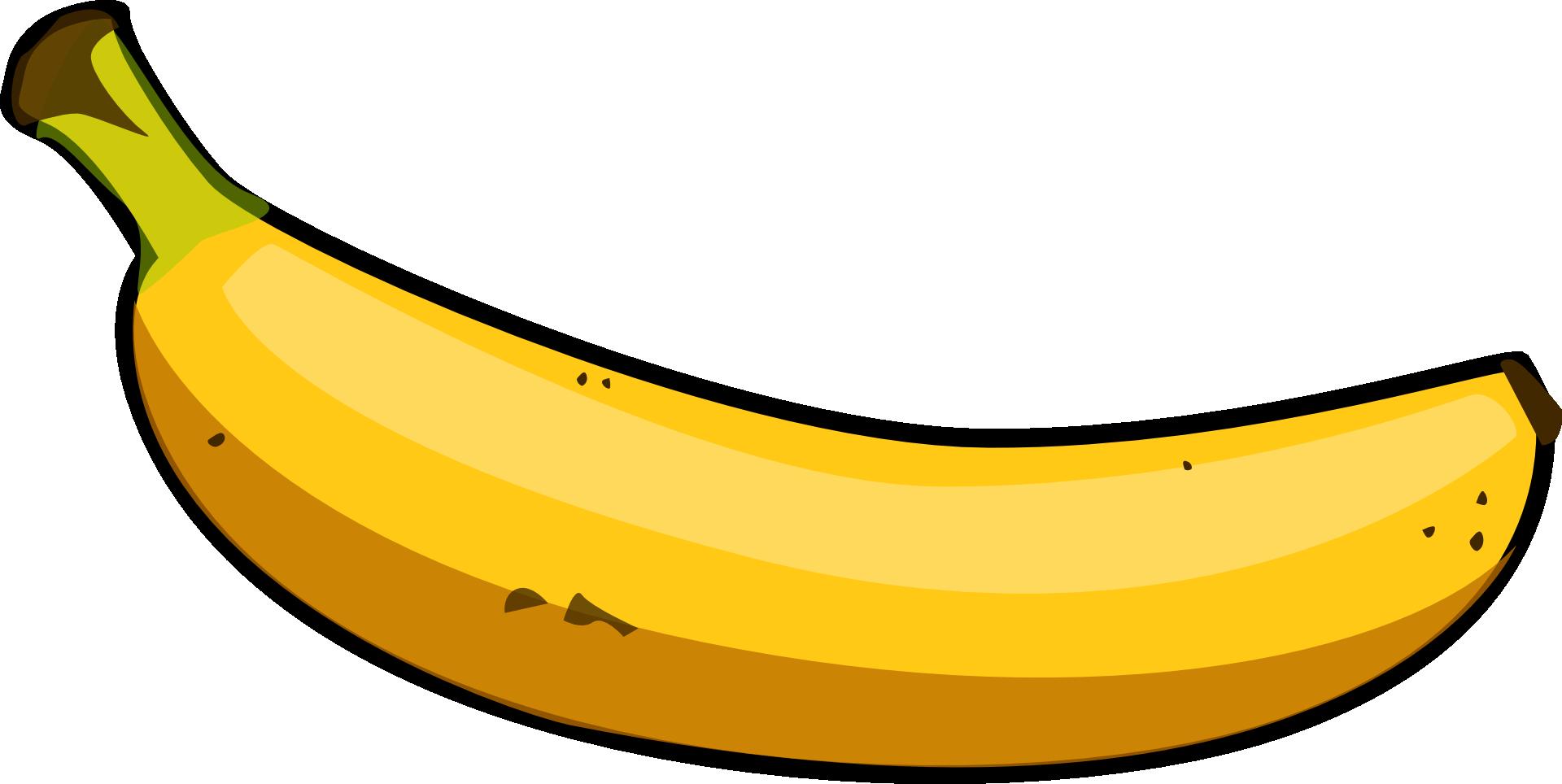 Banana clipart bannana Clip downloadclipart downloadclipart fruit art