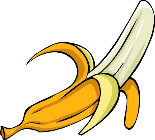 Banana clipart Clipartix Pictures Banana 5 Art
