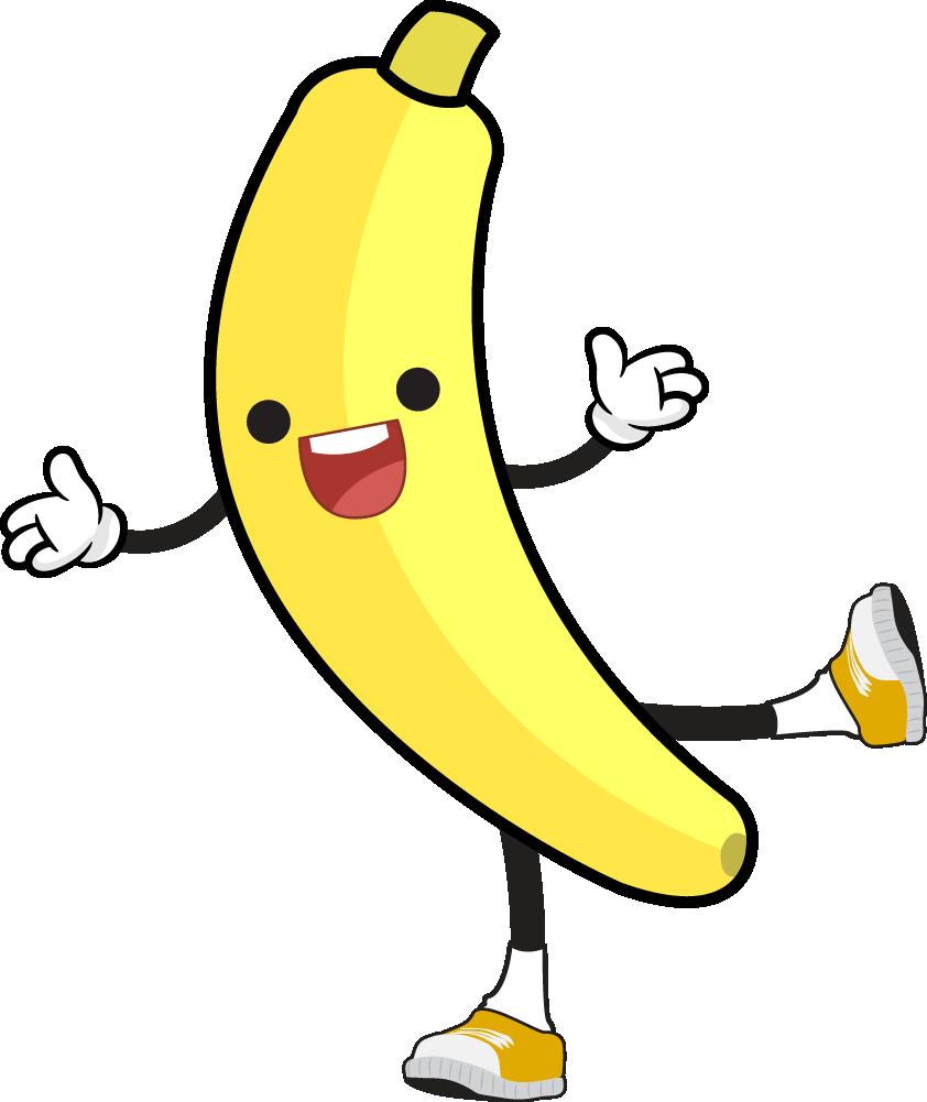Banana clipart Clip & Use Banana Free