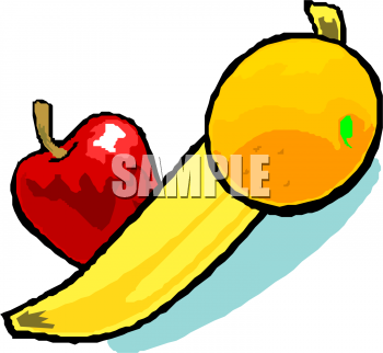 Orange (Fruit) clipart vector Banana Art Picture an and