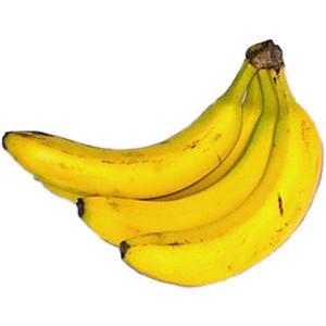Banana clipart banana bunch ~ Cafeteria Polyvore Clipart Bananas