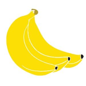 Papaya clipart banana bunch #11