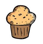 Banana clipart banana muffin Clipart Panda 20clipart Clipart Muffin