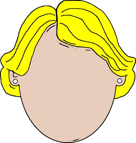 Banana clipart blank Clker Clip Girl com Cartoon