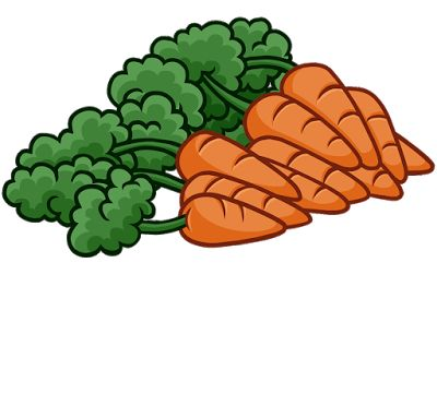 Carrot clipart vegtable Buahan best Buah images wortel