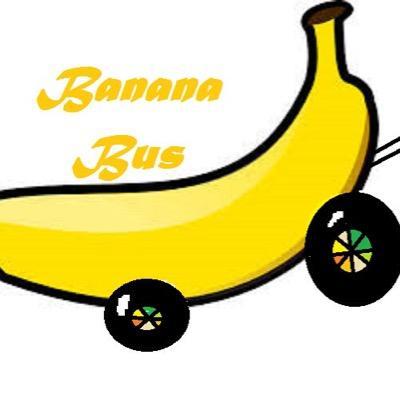 Banana clipart bus (@bananabus2015) Bus Twitter Banana Banana