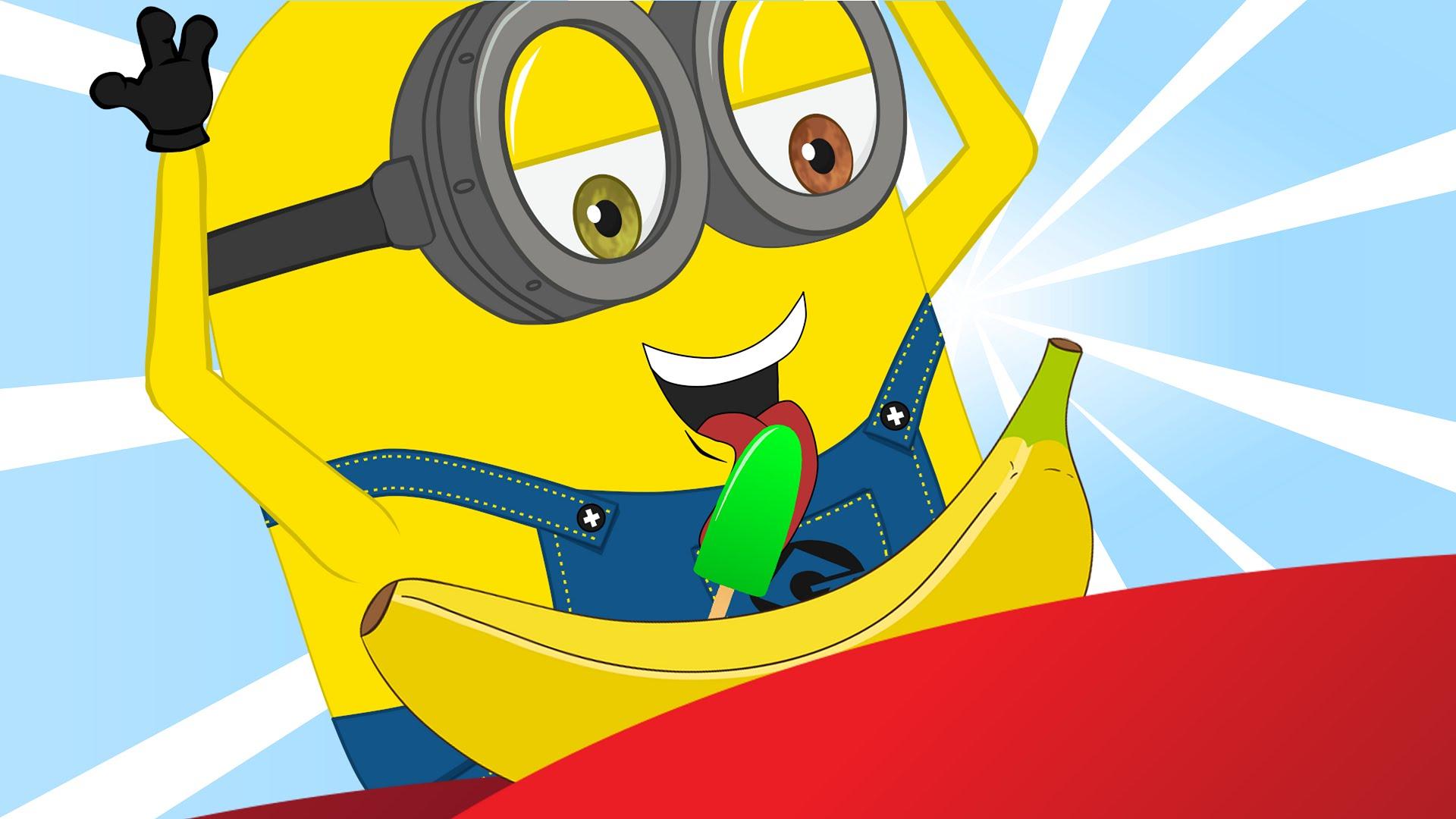 Banana clipart bus STATION Minions BUS #Minions Mini
