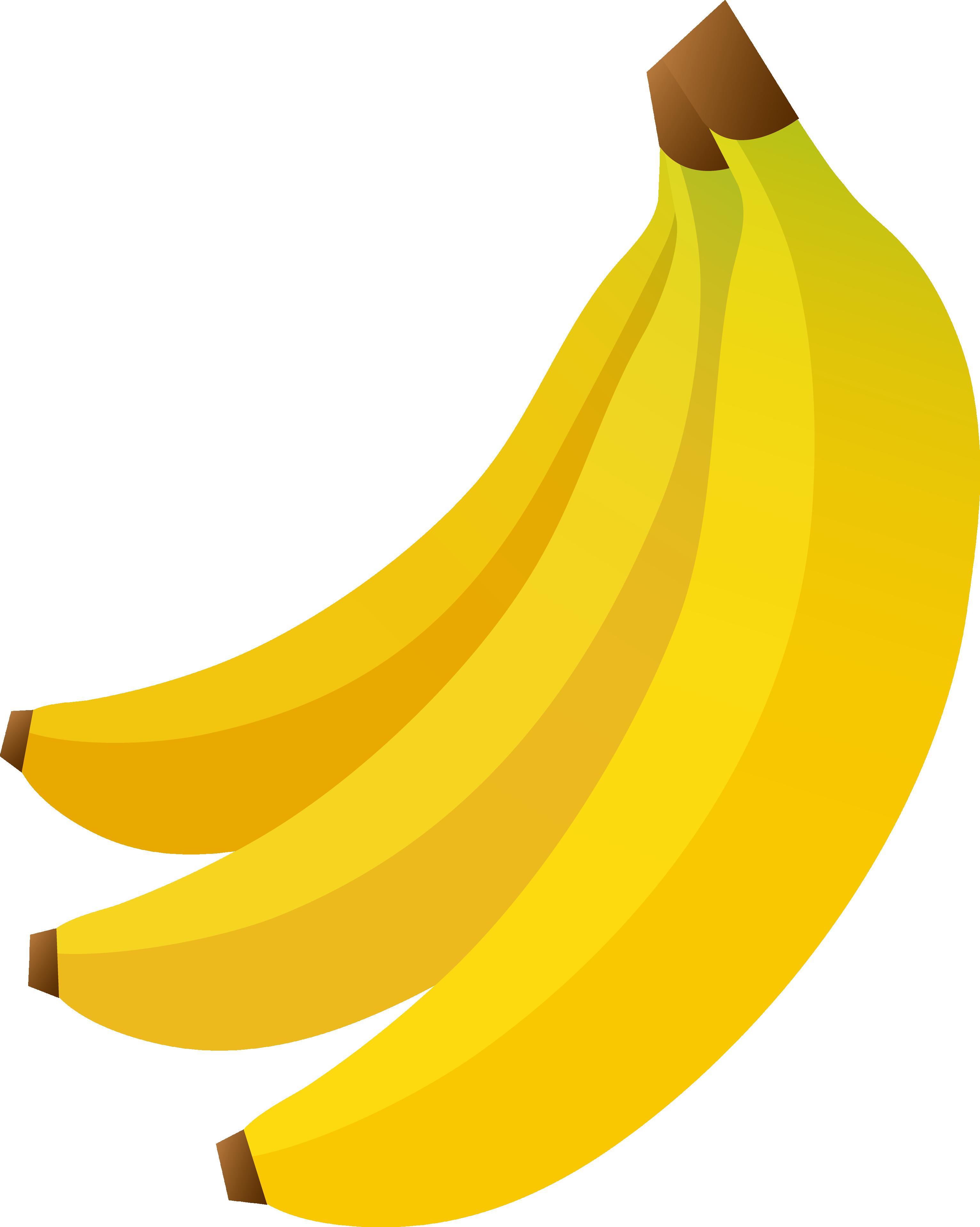 Banana clipart color yellow Downloads image bananas PNG free