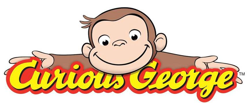 Classics clipart curious george Clipart Curious George Beach George