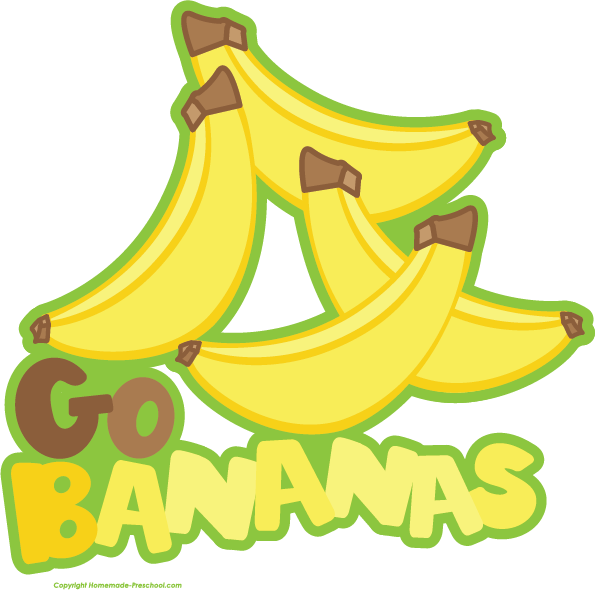 Banana clipart cute Banana clipart Collection Free +
