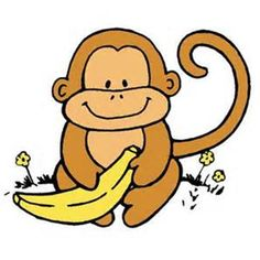 Banana clipart cute Cute ClipArt ClipArt ~ with