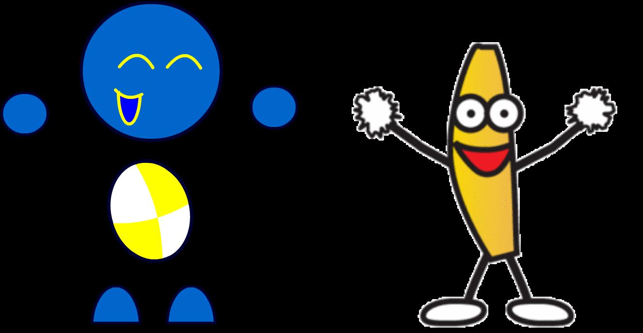 Banana clipart dance Banana powered  FANDOM UnAnything