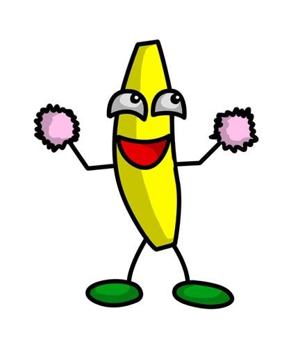Banana clipart dance Clipart Cliparts Dancing Bananas Cliparts