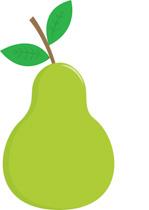 Pear clipart fruite Banana Clip Fruit Clipart 60
