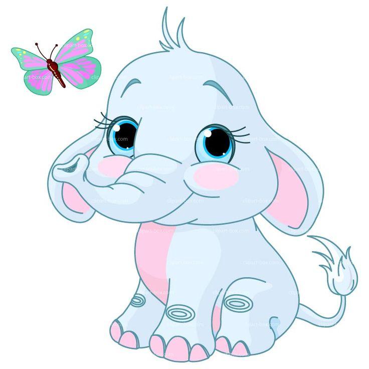 Banana clipart elephant Clip Google art elephant baby
