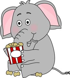 Banana clipart elephant Image sitting elephant Art Clip