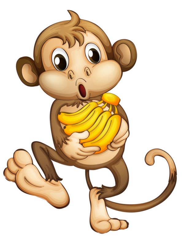 Mouse clipart cute monkey And Find more on emojis