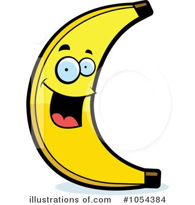 Banana clipart face Banana #1054384 by Royalty Cory