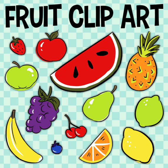 Banana clipart fruit and veg Clipart Art Group Clip Apple