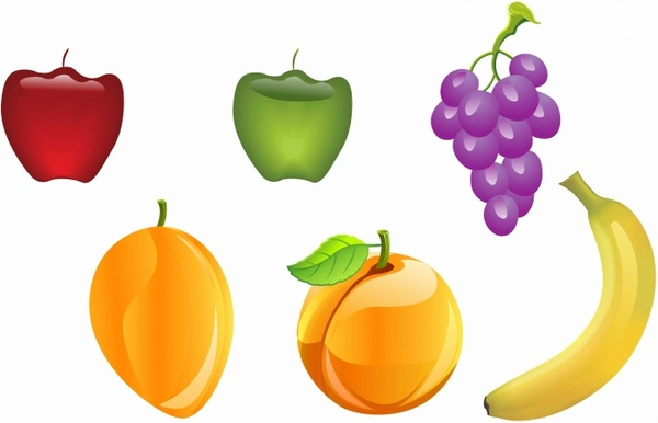 Dried Fruit clipart date fruit Glass vector) (6 329 outline