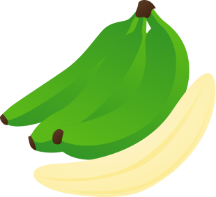 Banana clipart green banana  ▼ Name View First