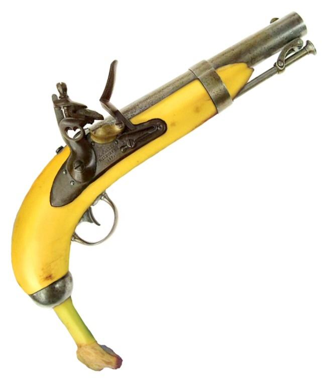 Banana clipart gun Pinterest this 44 Guns Guns