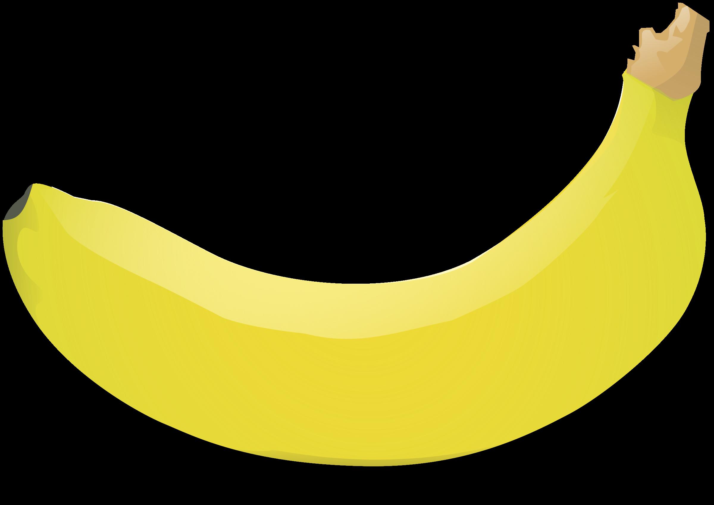 Banana clipart individual Banana banana Clipart