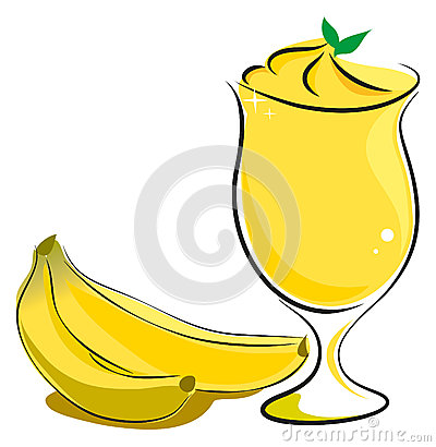 Smoothie clipart beach drink Banana (44+) Art clip smoothie