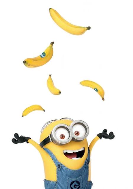 Banana clipart minion banana Http://www com Order Order #despicableme