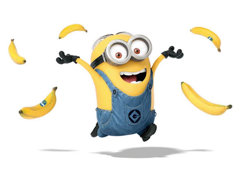 Banana clipart minion banana COM Banana Banana Their Learn