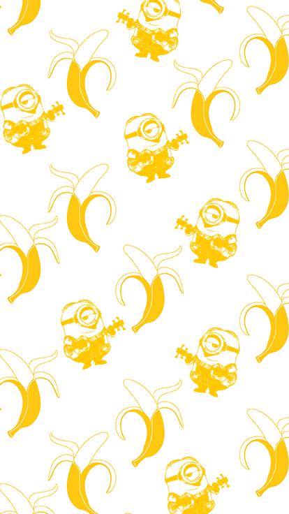 Banana clipart minion banana The  for iPhone now