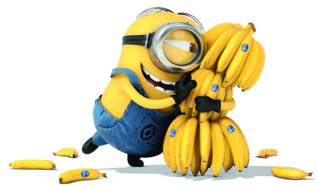 Banana clipart minion banana Download Art Clip  Of