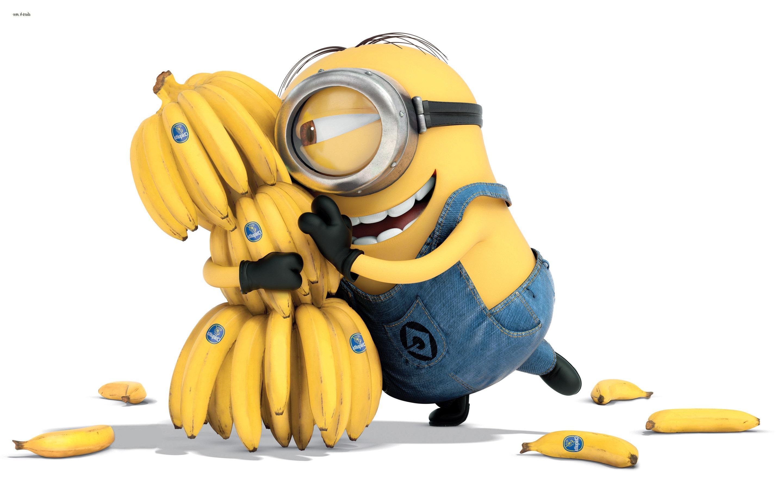 Banana clipart minion banana Banana hd clipart clipart banana