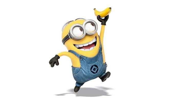 Banana clipart minion banana Minion banana Banana com minion