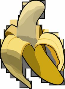 Banana clipart plantain Clip  at Clip online
