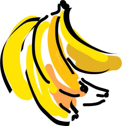 Banana clipart plantain CIRAD Lavastre/CIRAD) and plantain Banana
