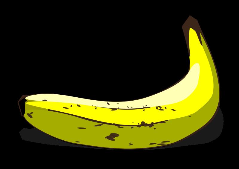Banana clipart plantain Public Art Free Banana Banana