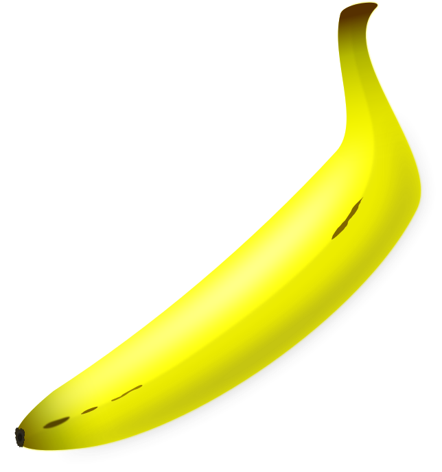 Banana clipart plantain Banana art free banana Cliparting