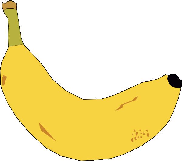 Banana clipart ripe Ripe Public Free to Art