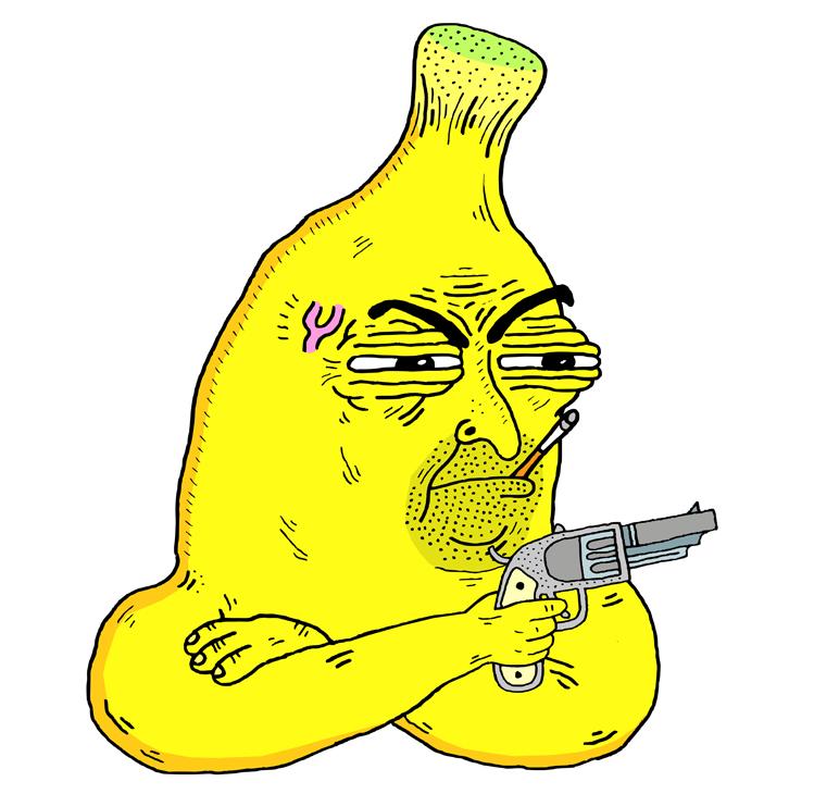 Banana clipart sick Out Me mashed making banana
