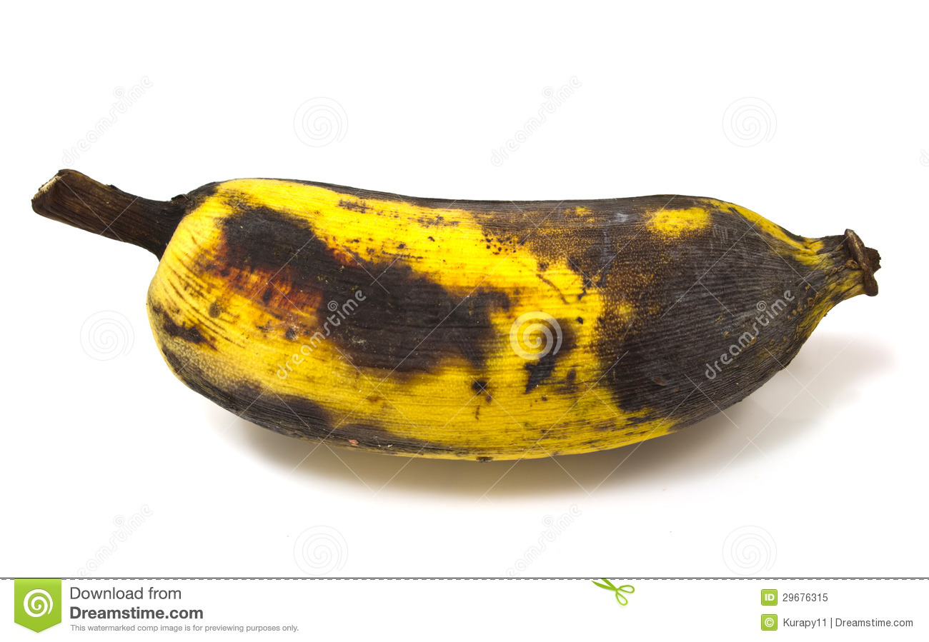Banana clipart spoiled Stock Photo Rot Banana Rotting
