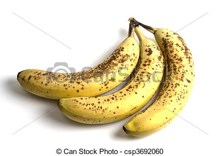 Banana clipart spoiled Spoiled bananas Photography spoiled bananas