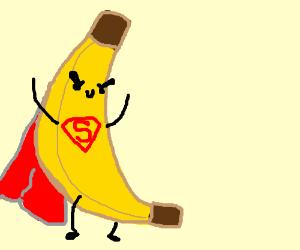 Banana clipart superhero Design Super own your O