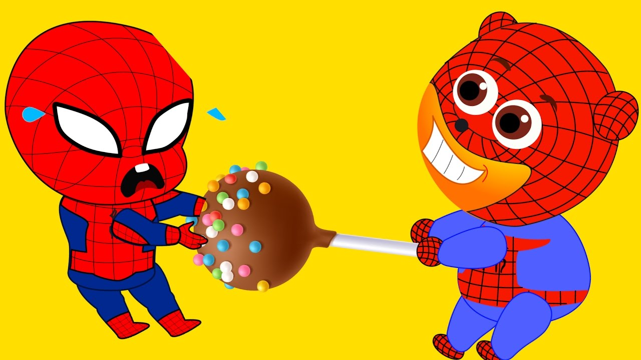 Banana clipart superhero  Cake Spiderman Superhero in