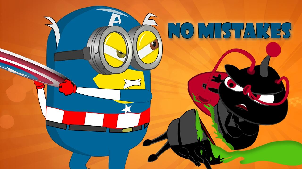Banana clipart superhero Movie Avengers Mistakes ~ for