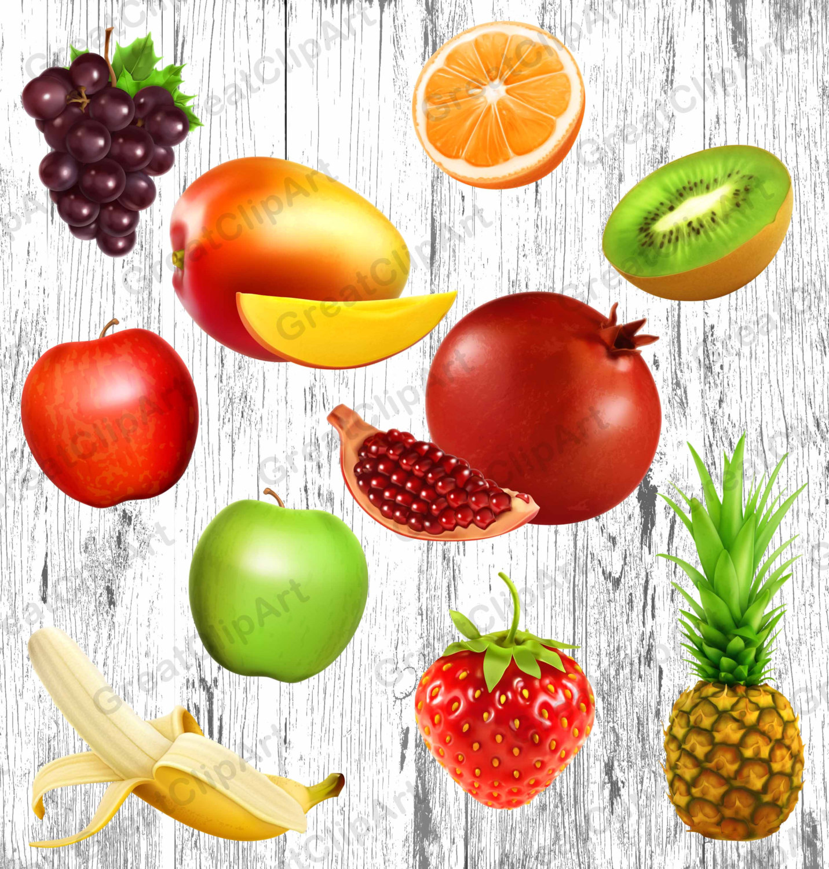 Banana clipart watermelon Watermelon fruit This clipart clipart