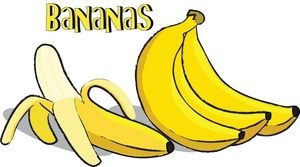 Banana Pudding clipart healthy Word with the Bunch