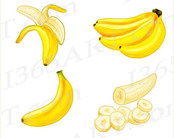 Carrot clipart vegtable Embellishments Banana art art Scrapbooking