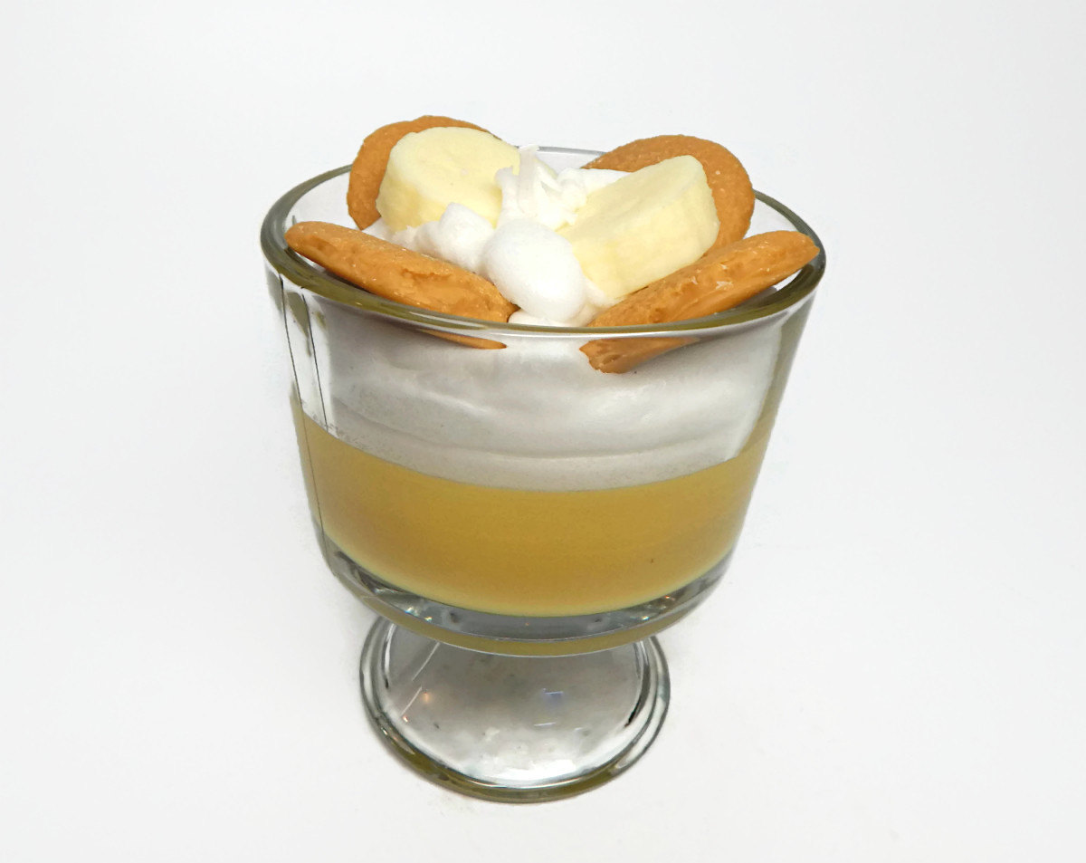 Banana Pudding clipart Clipart Pudding Banana